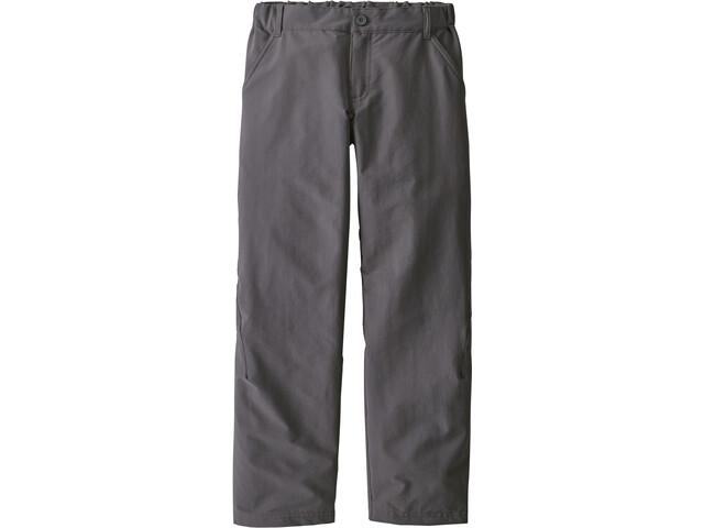 Patagonia Boys Sunrise Trail Pants Forge Grey